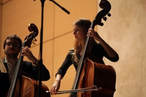happiness and making music together -- photo courtesy of US Mission Geneva