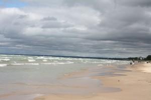 Sun Beach -- After Labour Day